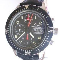 Sinn Military Chronograph 156 Lemania 5100