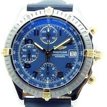 Breitling Chronomat steel & Gold