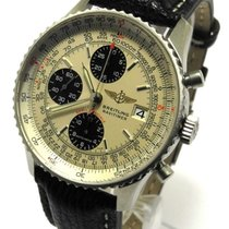 Breitling Old Navitimer Fighters Ref A13330 Edelstahl Automati...