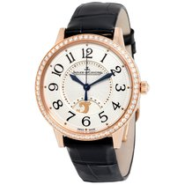 Jaeger-LeCoultre Rendez-Vous Night Day 18K Rose Gold Ladies...
