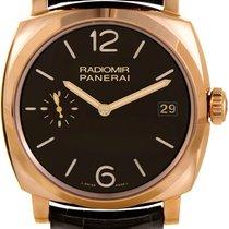 Panerai Radiomir 1940 3 Days Oro Rosso PAM00515 Complete