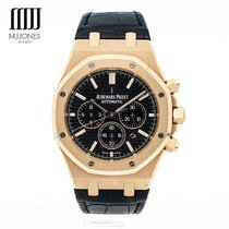 Audemars Piguet Royal Oak Chronograph Rose Gold - 2016 Box...