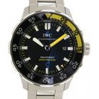 IWC Aquatimer Automatic Iw356801 In Steel, 44mm