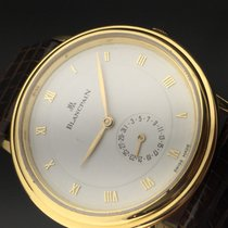 Blancpain VILLERET YELLOW GOLD AUTOMATIC DATE