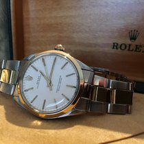 Rolex Oyster Perpetual Vintage Gold Steel 34 mm