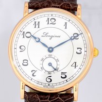 Longines Heritage Collection Roségold 18K Automatik Dresswatch...