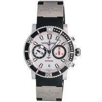 Ulysse Nardin Marine Diver Chronograph Men's Watch 8003-102-3/916