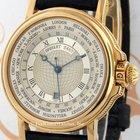 Breguet 3700BA Marine Hora Mundi, Yellow Gold