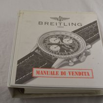 Breitling Sales Book Verkaufshandbuch 1992 Rar