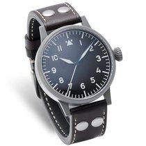 Laco Herren Armbanduhr Fliegeruhr WESTERLAND 861750