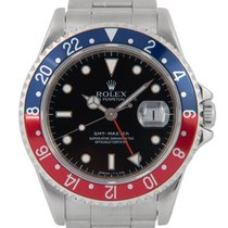 Rolex GMT Master I, with Pepsi Insert, Ref: 16700 With Papers
