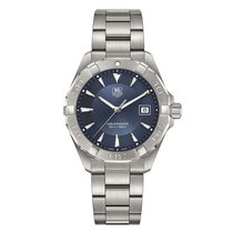 TAG Heuer Aquaracer 40.5mm Date Quartz Mens Watch Ref WAY1112....