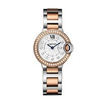 Cartier Ballon Bleu  Ladies Watch Ref W3BB0009