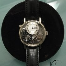Breguet Tradition GMT in White Gold Skeleton 7067BB