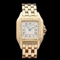 Cartier Panthere 18k Yellow Gold Ladies W25022B9