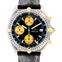 Breitling Chronomat 81950a Steel E Yellow Gold,