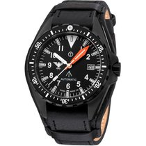 KHS Uhren Herrenuhr MissionTimer 3 | Ocean Automatic KHS.MTAOA.R