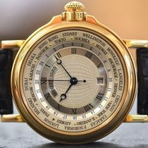 Breguet World Time in 18k Yellow Gold