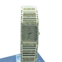 Raymond Weil Damen Uhr 26mm Uhr Quartz Rar Vergoldet Top Zustand