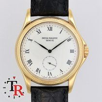 Patek Philippe Calatrava 5115 Enamel Dial with Papers