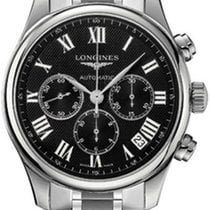Longines Master Automatic Chronograph 44mm L2.693.4.51.6