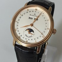Blancpain Villeret - Triple Date - Ltd. to 300 pieces - Box...