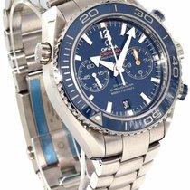 Omega Seamaster Titanium Planet Ocean Co-Axial Chronograph -...