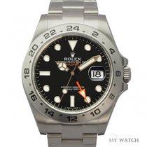 Rolex Oyster Perpetual Explorer II 216570BK (NEW)