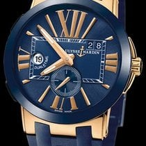 Ulysse Nardin Executive Dual Time - 43 mm