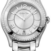 Ebel X-1 Silver Dial Stainless Steel Ladies Watch