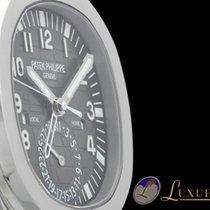Patek Philippe Aquanaut Travel Time / Dual Timezone Edelstahl...