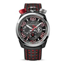 Bomberg Herrenuhr Bolt-68 Chronograph BS45CHSP.011.3