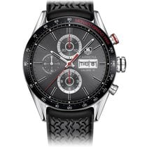 TAG Heuer CARRERA Calibre 16 Day Date Chronograph Automatic ...