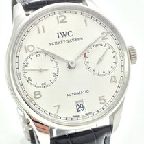 IWC Portugieser 7 days Platin Limited PT 950 LC100 Platinum