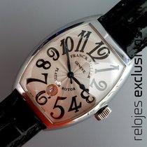 Franck Muller Casablanca Platinum Rotor