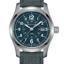 Hamilton KHAKI FIELD AUTO 42 MM H70605943 NEW