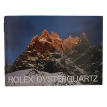 Rolex Rare vintage booklet from Oysterquartz REF. 501.22 ENG...