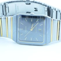 雷达 (Rado) Diastar Herren Uhr 34mm Mit Orig. Stahl Band...