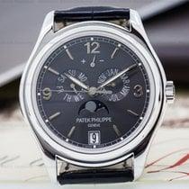 Patek Philippe 5146G-010 Annual Calendar 18K White Gold Slate...