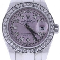 Rolex Datejust Automatic-self-wind Womens Watch 179160
