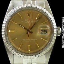 Rolex 1603 Datejust Bronze Color Door Stop Sigma Dial Steel