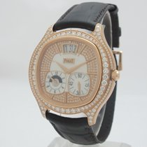 Piaget G0A32020 Emperador Cushion-Shaped Rose Gold &...