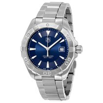 TAG Heuer Aquaracer Blue Sunray Dial Mens Watch WAY1112.BA0928