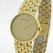 Longines Prestige solid 18K Yellow Gold Ladies Watch Ref....