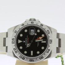 Rolex EXPLORER II BLACK NEW MODEL 216570