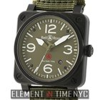 Bell & Ross Aviation Military Type  Ref. BR 03-92
