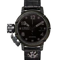 U-Boat Chimera Pvd Black Diamonds 43MM
