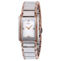 Rado Integral Mother of Pearl Dial Ladies Watch