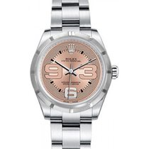 Rolex Oyster Perpetual 31 Ladies Midsize 177210-PNKMXAO 31mm...