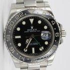 Rolex GMT Master II Stahl